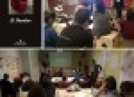 Hackathon de periodisme de dades sobre la fam al festival Kosmopolis
