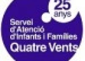 La Fundació Quatre Vents celebra 25 anys demà amb un Festival Solidari