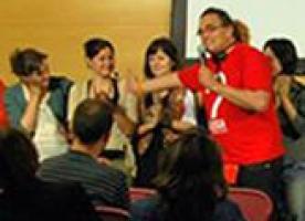 Curs de dinamització: 'Interculturalitat fent teatre fòrum'
