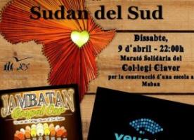 Arrels Sant Ignasi organitza un concert solidari pel Sudan del Sud