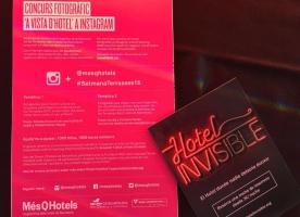 L'Hotel Invisible de la Fundació IReS a la Setmana de les Terrasses 2016