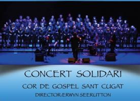Concert solidari de Gospel en benefici de la Fundació la Vinya, 12 de juny