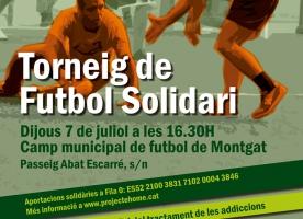 III Torneig de Futbol Solidari de Projecte Home, 7 de juliol