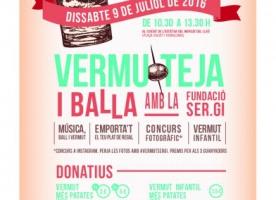 1r vermut solidari de la Fundació SER.GI