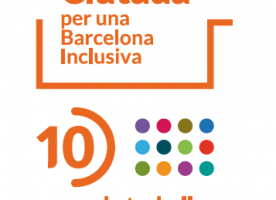 Jornada 10è aniversari Acord Ciutadà per una Barcelona Inclusiva, 27 de setembre