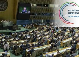 Salut i Família participa a la cimera de l'ONU sobre refugiats