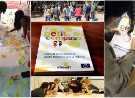 Formació per l'educació en drets humans d'infants i joves amb Ahead