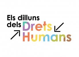 Tornen 'Els dilluns dels drets humans' amb Cristianisme i Justícia