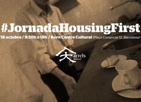 Jornada 'L'aplicació del model Housing First a Catalunya', 18 d'octubre