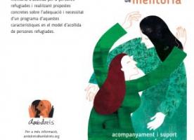 Programa de mentoria d'acollida per persones refugiades d'Ambdrets
