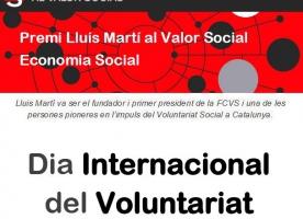 Dia Internacional del Voluntariat a Tarragona, 26 de novembre