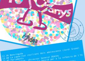 El Centre Coda 2 d'Idea celebra el seu 10è aniversari