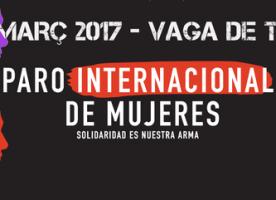 Recull d'actes en motiu del Dia Internacional de la Dona