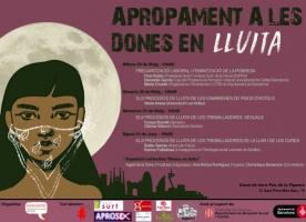 Dones en lluita!, 18ª edició de l'Apropament a la Diversitat Cultural maig i juny