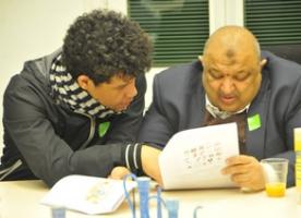 'Aprenem. Famílies en xarxa', projecte d'integració lingüística de la Casa d'Àsia