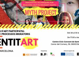 Tècniques d'art participatiu: joventut i processos migratoris, del 26 al 30 de juny
