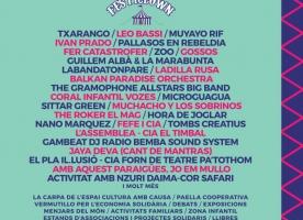 Festival Esperanzah! Del 13 al 15 d'octubre