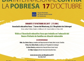 Dia internacional contra la pobresa, 17 d'octubre