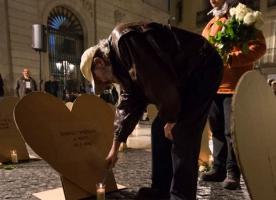 Flashmob a favor de les persones sense llar, 23 de novembre a Barcelona
