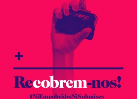 'Recobrem-nos!', campanya sobre violència econòmica de Surt