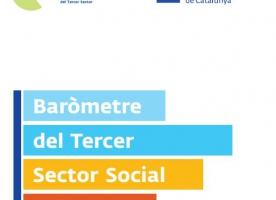 Baròmetre del Tercer Sector: creix un 2,2% el nombre de persones ateses per entitats socials