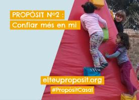 #PropòsitCasal, campanya de captació de fons del Casal dels Infants