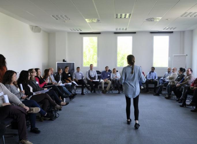 Debat 'Noves formes de treball, noves polítiques d'inclusió', 14 de gener