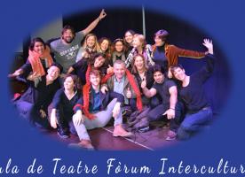 15ª edició de l'Aula de Teatre Fòrum Intercultural, març