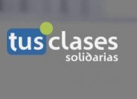 Tusclases Solidarias, projecte de voluntariat de professors per a entitats