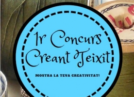 I Concurs de disseny 'Creant teixit' de l'Associació Estel Tàpia