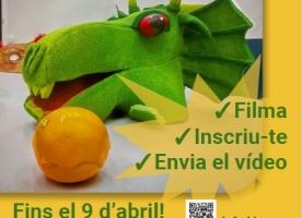 #VideoConcurs literari per al #SaraoPoetic d'Els Tres Turons