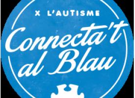'Connecta't al blau', festa solidària per sensibilitzar sobre l'autisme, 8 d'abril
