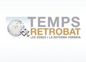 Jornada 'Les dones i la reforma horària: temps retrobat', 5 de juny