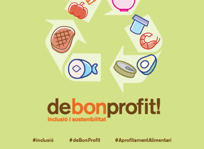 Experiències innovadores en l'aprofitament d'aliments, 9 de maig