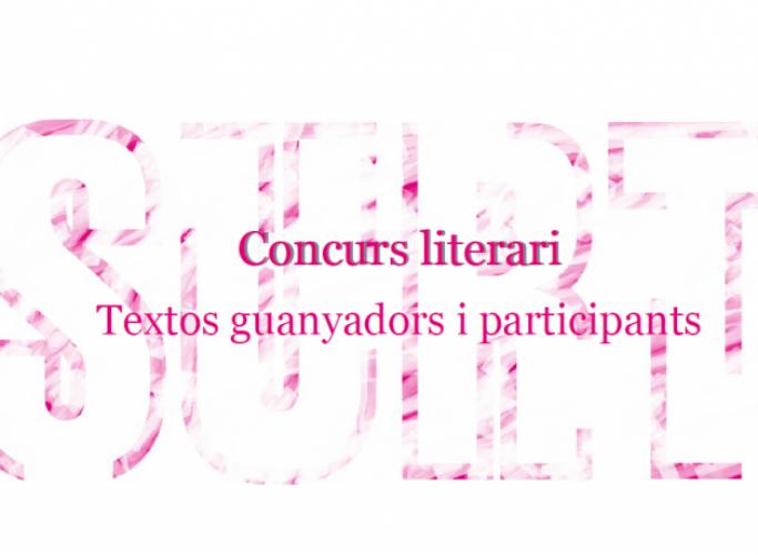 Publicats els relats del concurs literari del 25è aniversari de Surt