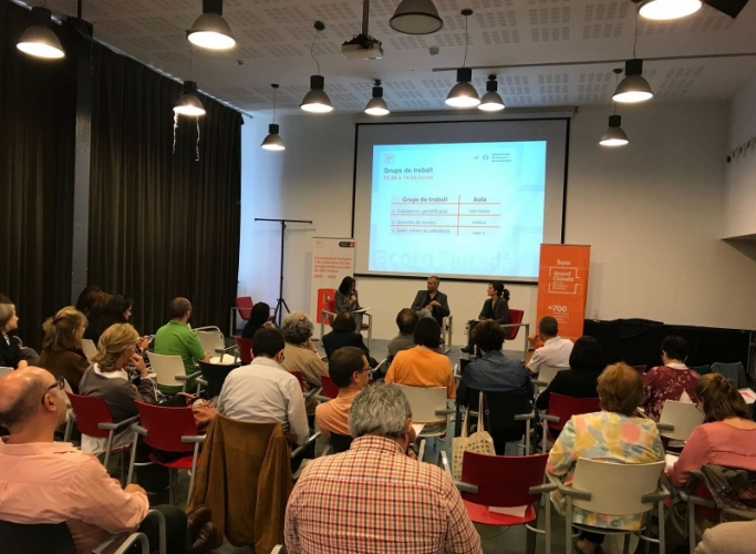 Assemblea de l'Acord Ciutadà per una Barcelona inclusiva: memòria 2017 i pla d'actuació 2018-2019