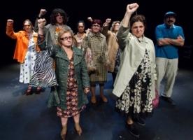 'Aquí no paga ni Déu!', teatre musical inclusiu a l'Espai Brossa