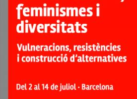 Formació en drets col·lectius, feminismes i diversitats, juliol