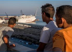 Curs sobre menors migrants sense referents familiars, setembre