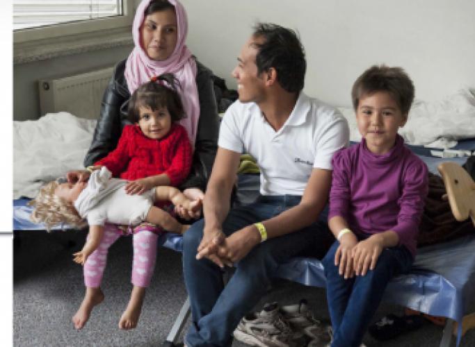 Jornada 'Refugiats: els nous europeus?', 27 de setembre