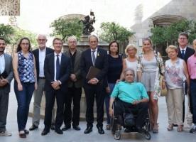 El COCARMI reclama al president de la Generalitat un Pacte per a la Discapacitat a Catalunya