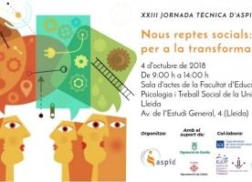 Jornades tècniques de l'Associació Aspid, 4 d'octubre