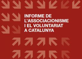 Publicat l'Informe de l'Associacionisme i el Voluntariat de Catalunya 2018