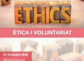 XIII Jornada Catalana de Voluntariat i Salut, 27 d'octubre
