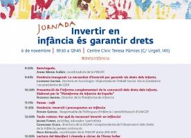 Jornada sobre els drets dels infants, 6 de novembre