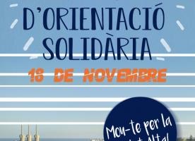 Cursa d'Orientació Solidària a Badalona, 18 de novembre