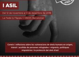 Taller de Drets Humans, migracions i asil, novembre i desembre