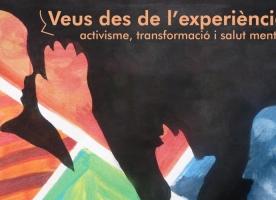 'Veus des de l'experiència', trobada en motiu del Dia mundial de la salut mental, 15 de novembre