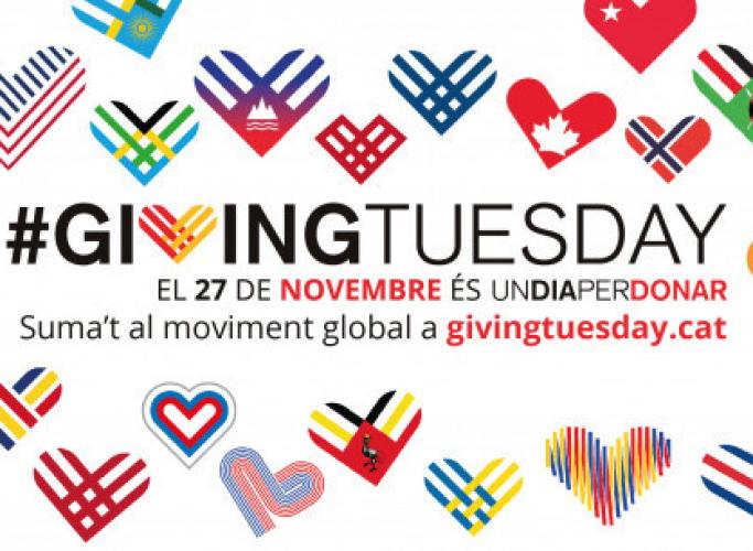 Giving Tuesday, 27 de novembre