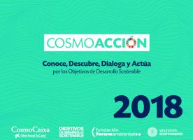 COSMOACCIÓN 2018, iniciativa per promoure l'ecoinnovació en l'economia i la societat